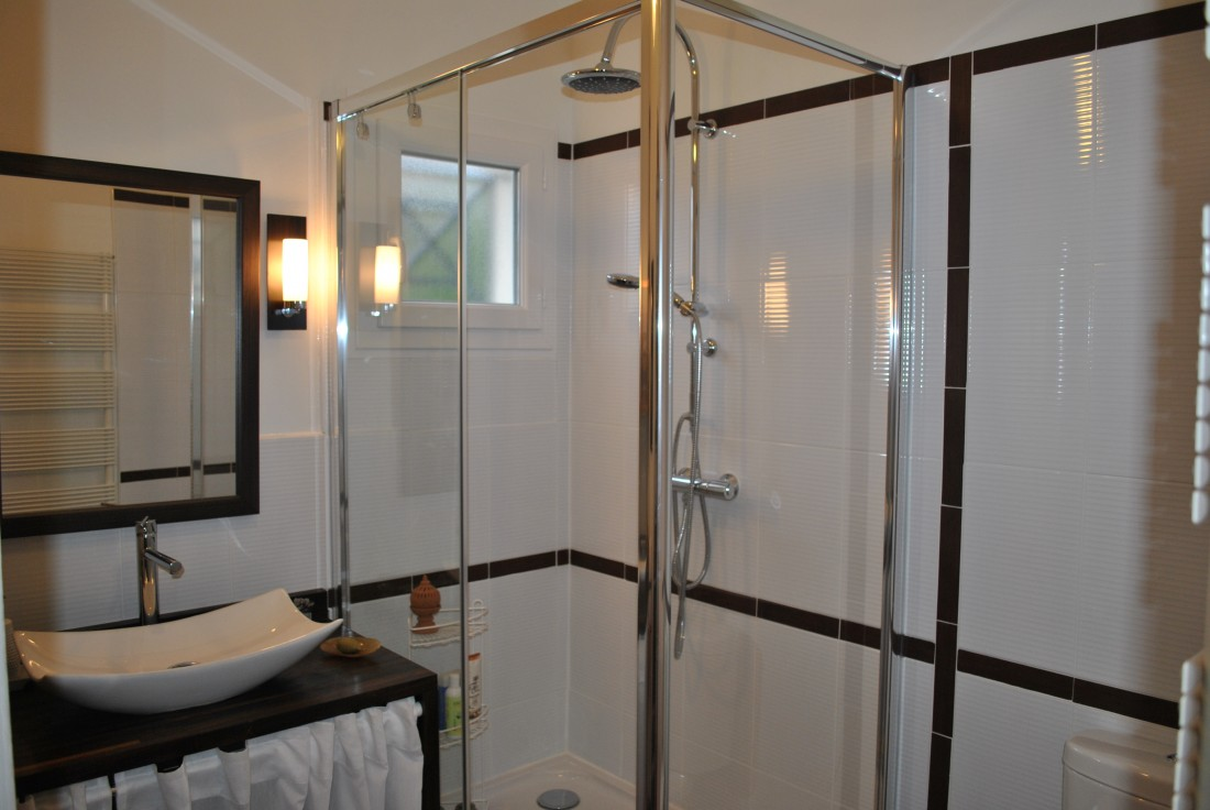 Réfection d'une salle de bains