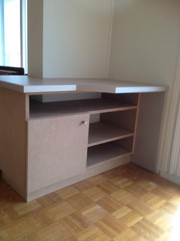 Projets de meubles sur mesure