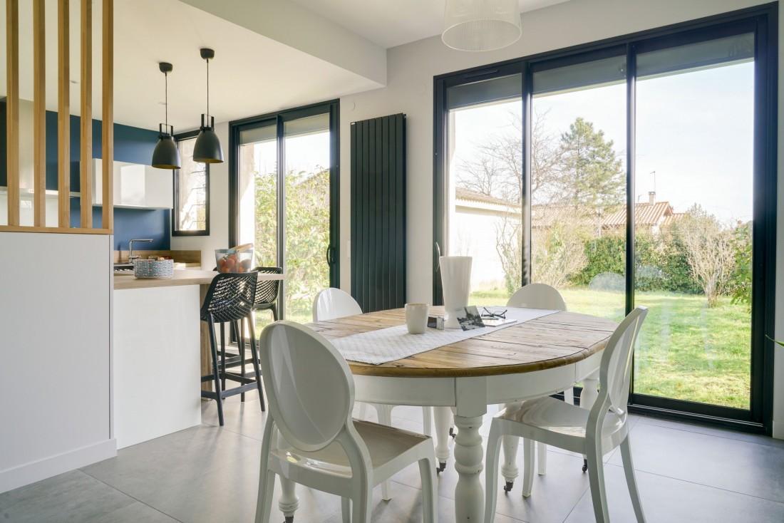 Rénovation d'une maison intérieure à Bordeaux