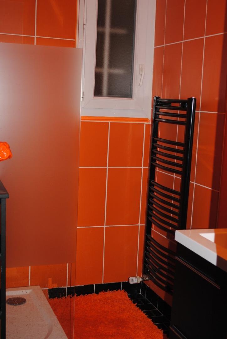 Réalisation d'une petite salle de douche
