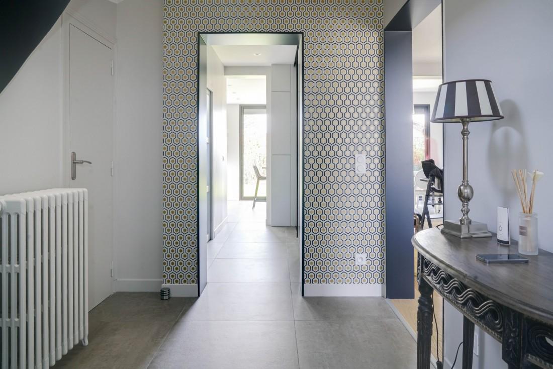 Projet : nouvelle jeunesse d'une maison des années 50