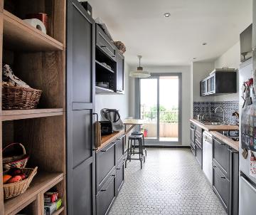Architecte d'intérieur pour une cuisine fonctionnelle