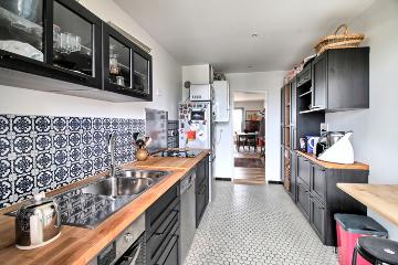 Architecte d'intérieur pour une cuisine