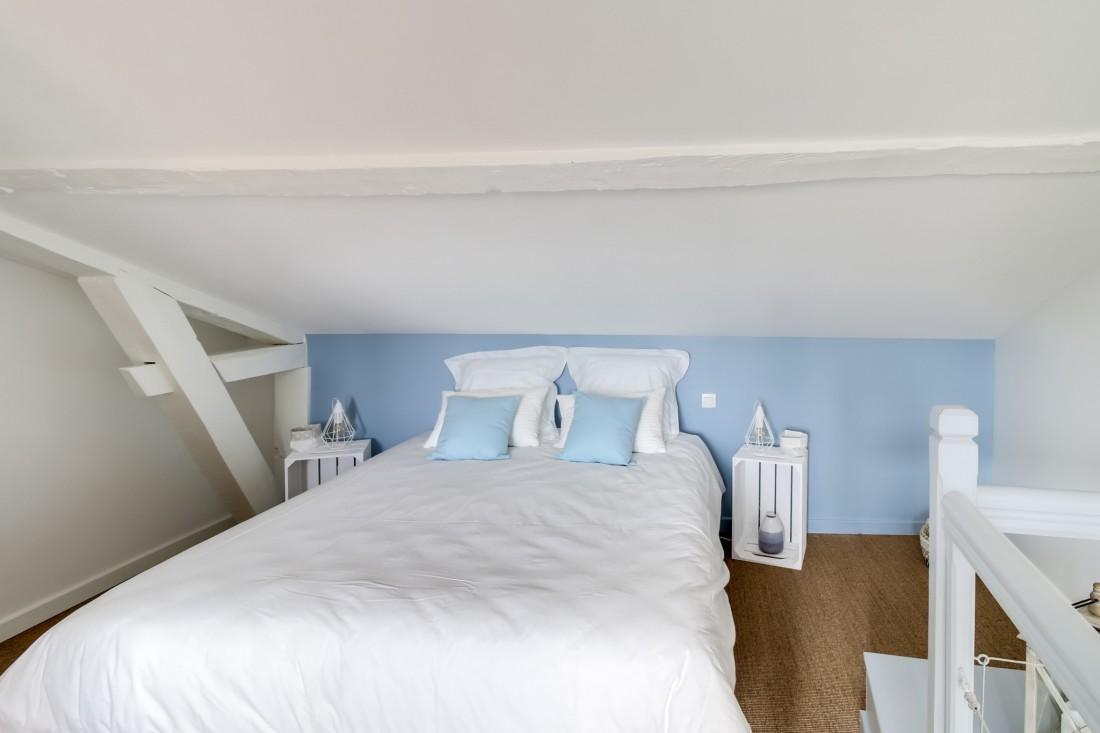 Projet : réaménagement et décoration de chambre d'un duplex T2 en plein centre de bordeaux