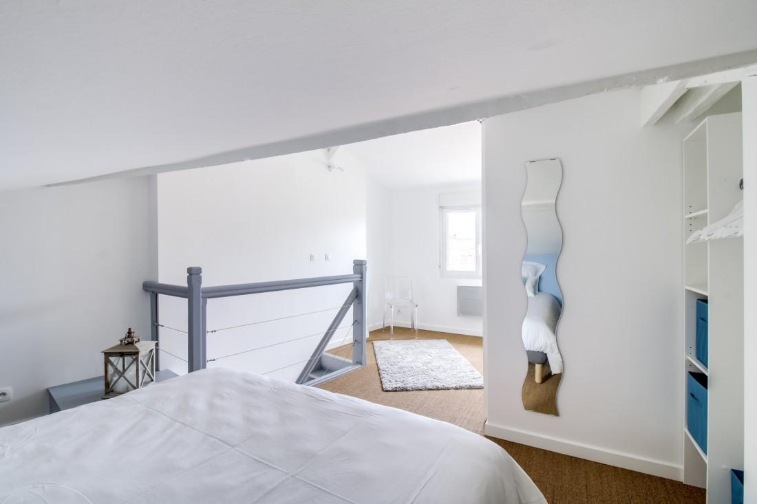refaire la chambre d'un duplex T2 en plein centre de bordeaux