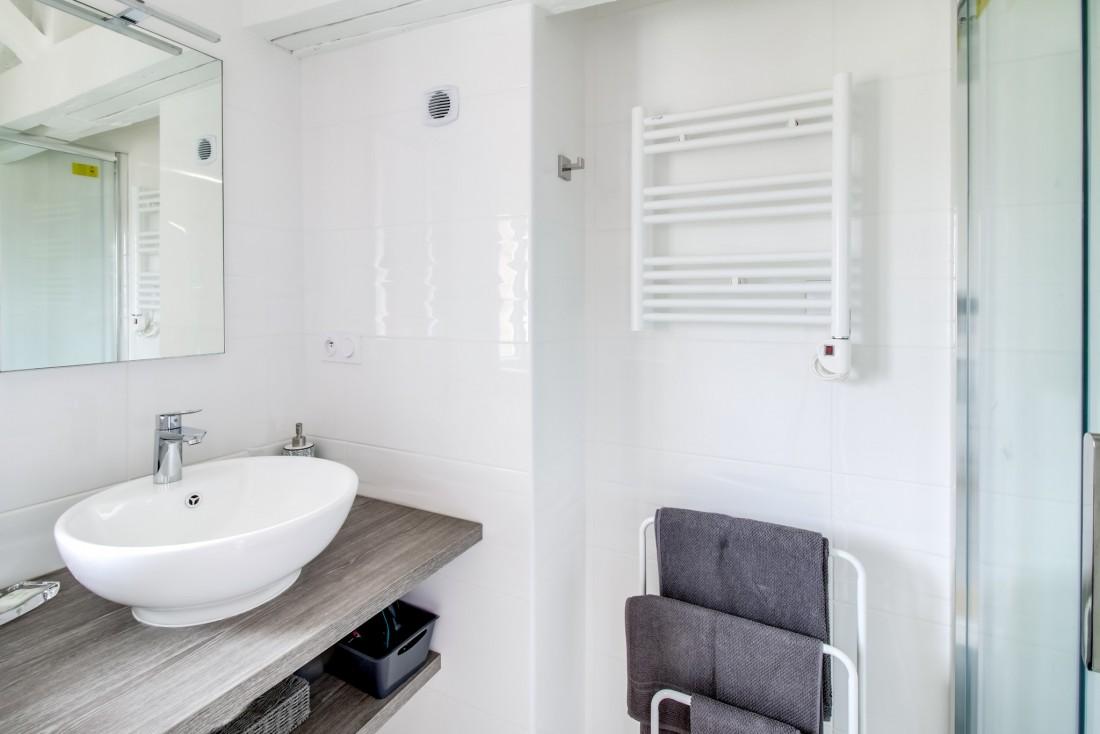 travaux de salle de bain d'un duplex T2 en plein centre de bordeaux