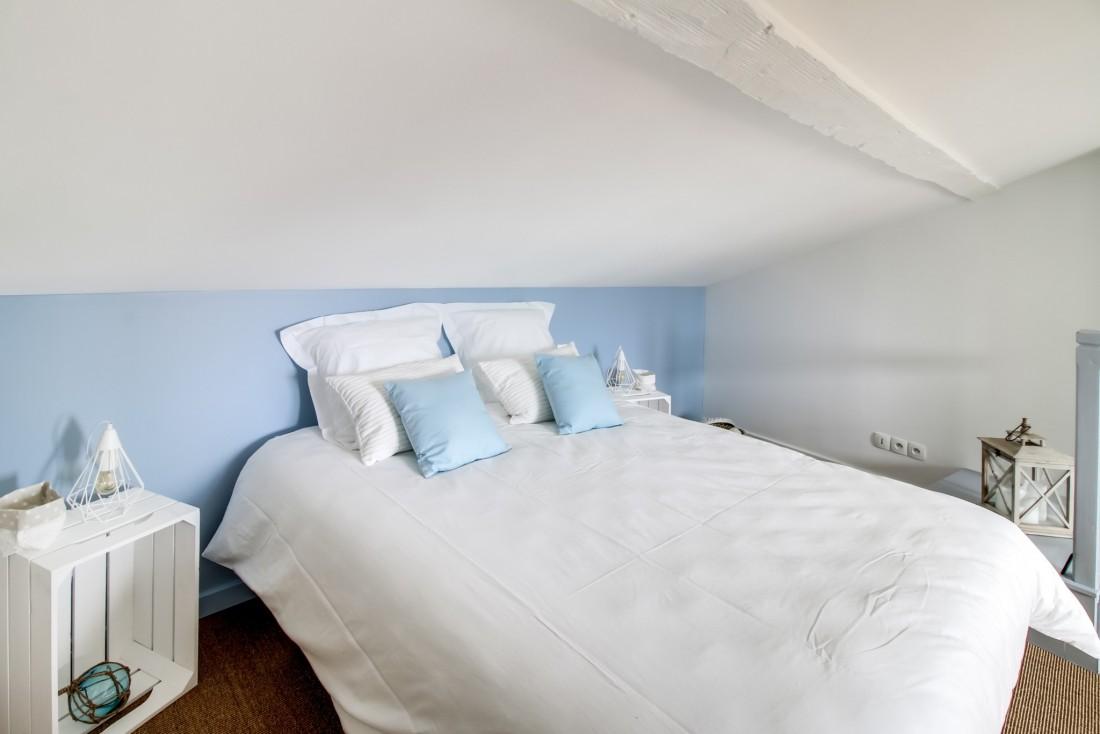 Travaux d'une chambre à coucher d'un duplex T2 en plein centre de bordeaux