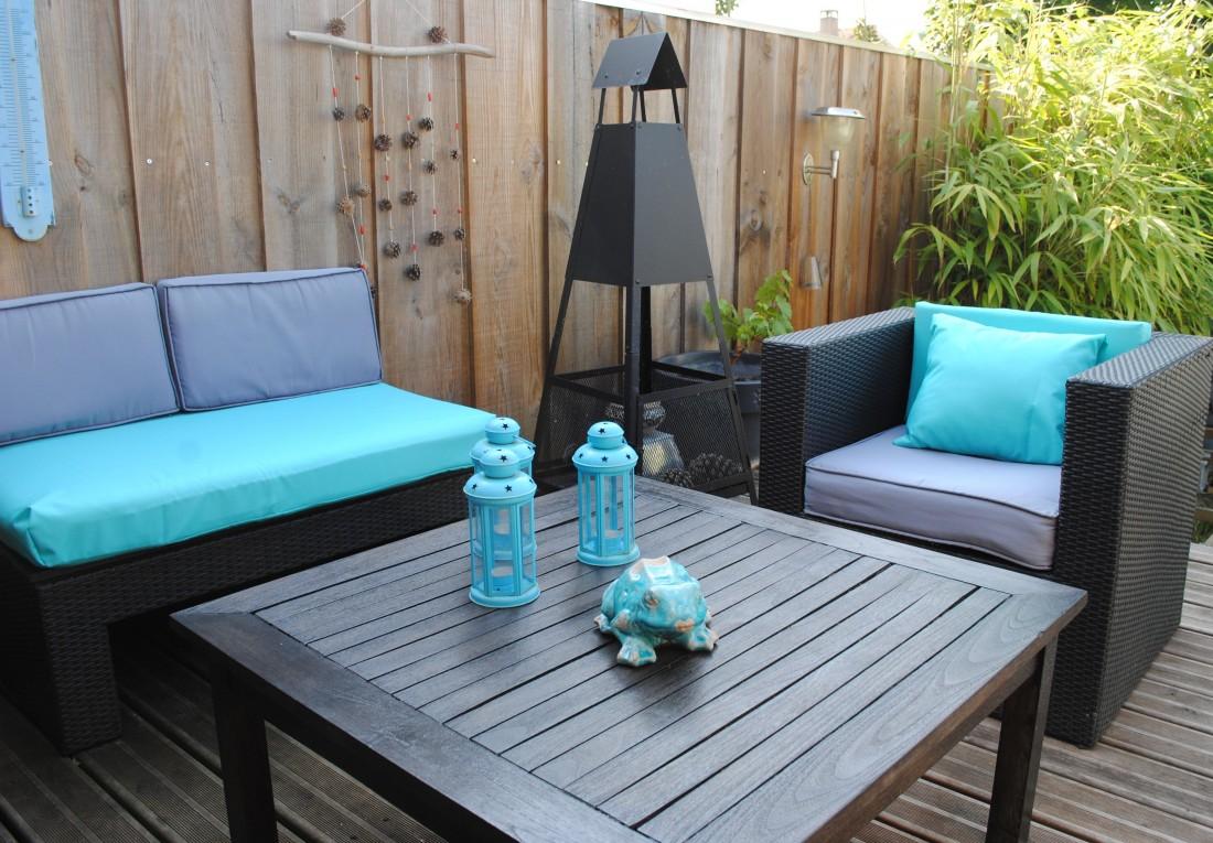Aménagement et décoration d'une terrasse