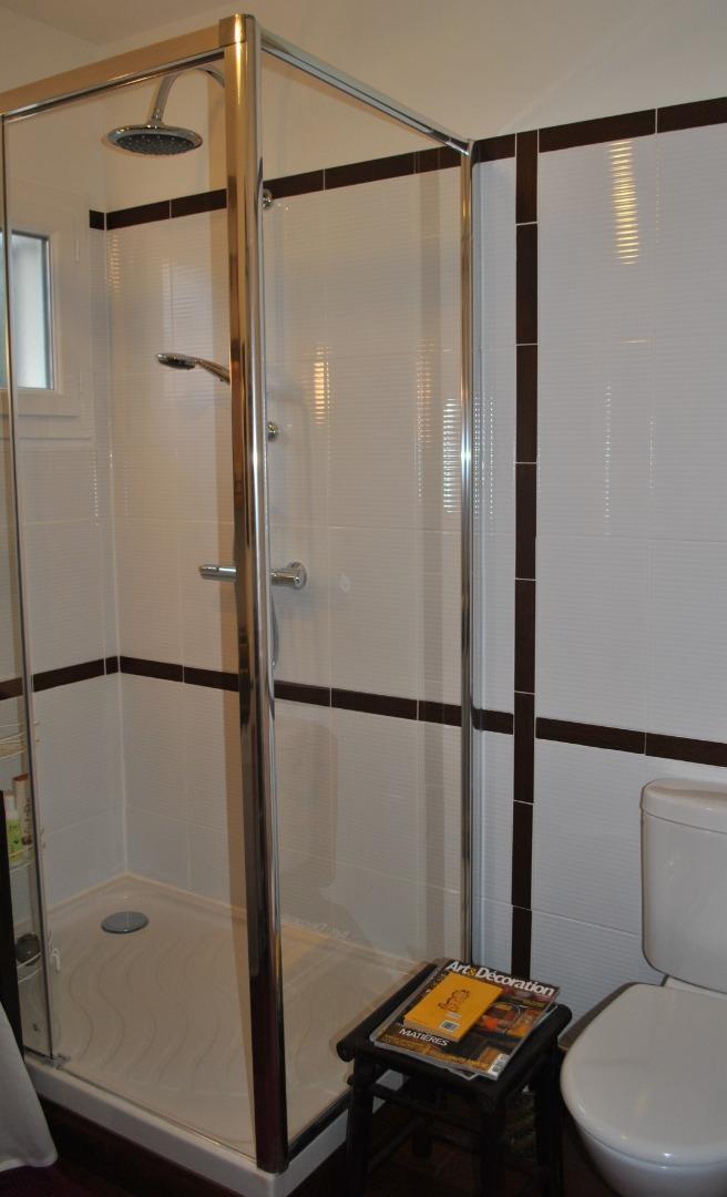 Réfection d'une salle de bains à Bordeaux