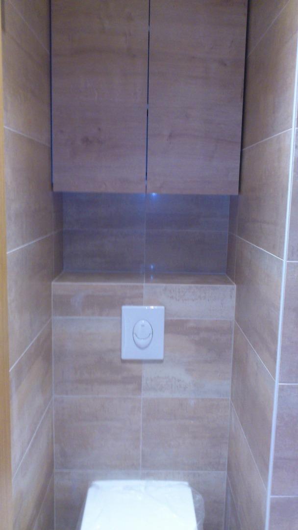 Création d'une nouvelle salle de bains à Bordeaux