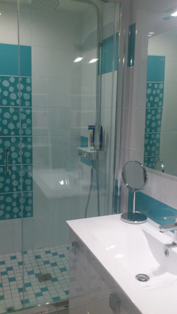Une nouvelle d'une salle de bain aux environs de Bordeaux